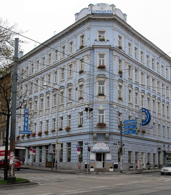 Hotel Donauwalzer Wien Site Restaurant Michelin Fr