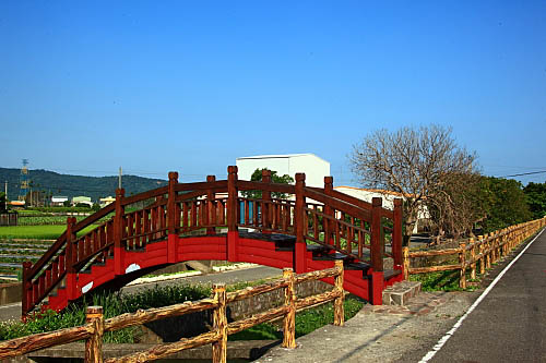 3M31灌溉溝渠-拱橋