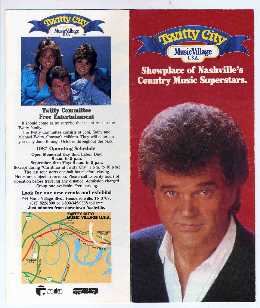 CONWAY TWITTY'S TWITTY CITY