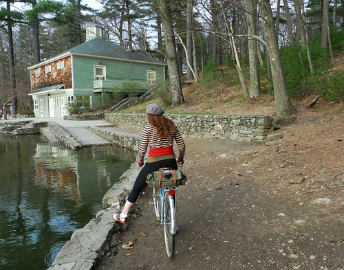 Motobecane Mixte, Walden Pond