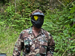 sports, recreation, games, jungle, paintball,