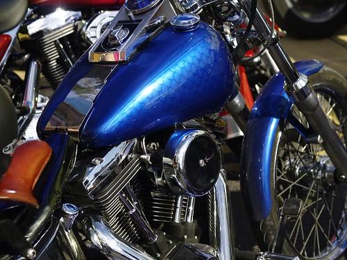 Harley-Davidson Custom Paint