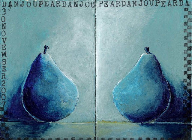 Blue D'Anjou