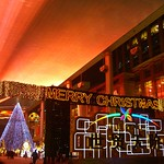 High-Tech Christmas in Beijing - China