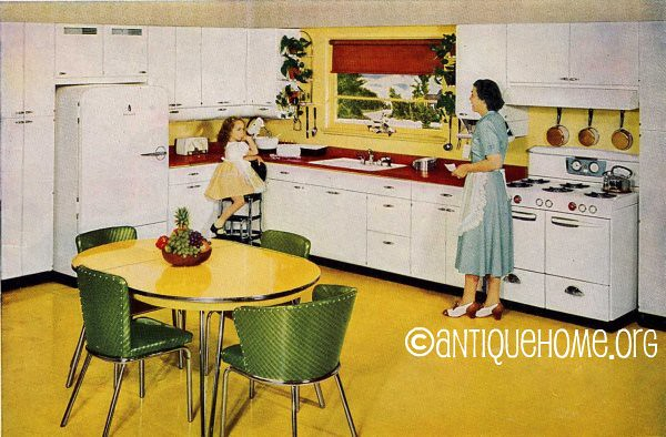 1950 Kitchen Design | Flickr - Photo Sharing!