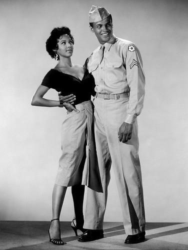 Dorothy Dandridge and Harry Belafonte | Black Hollywood Series