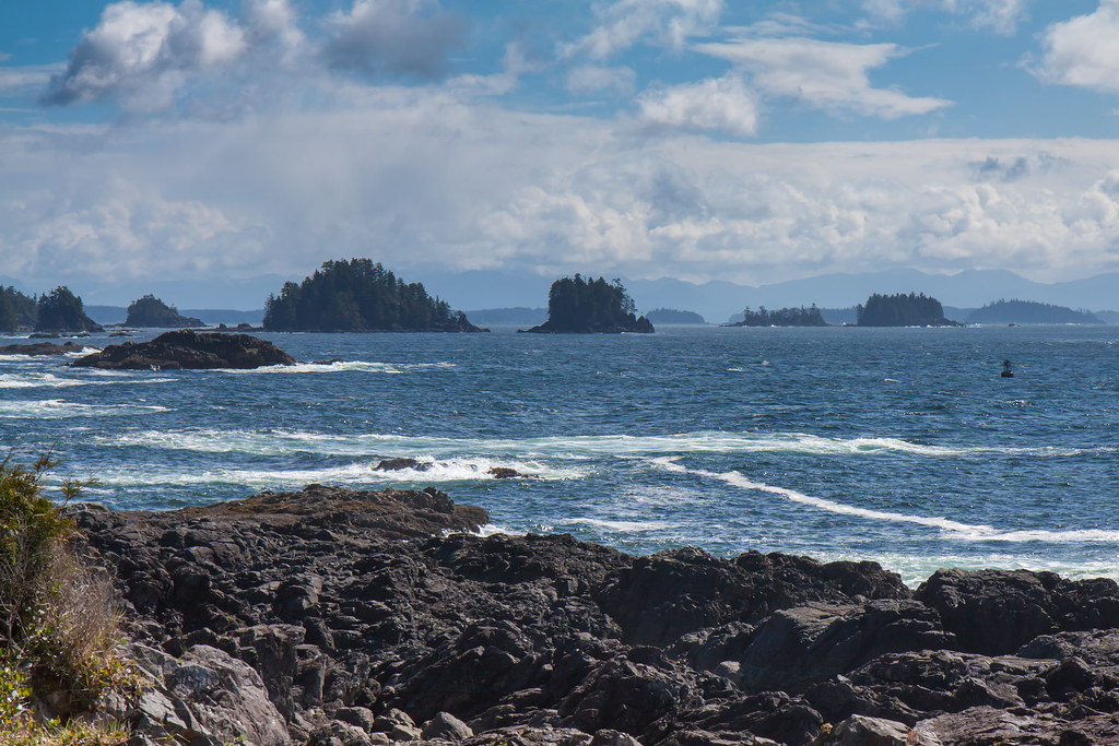 Vancouver Island. Ucluelet