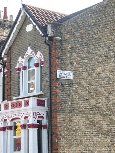 Avenell Road