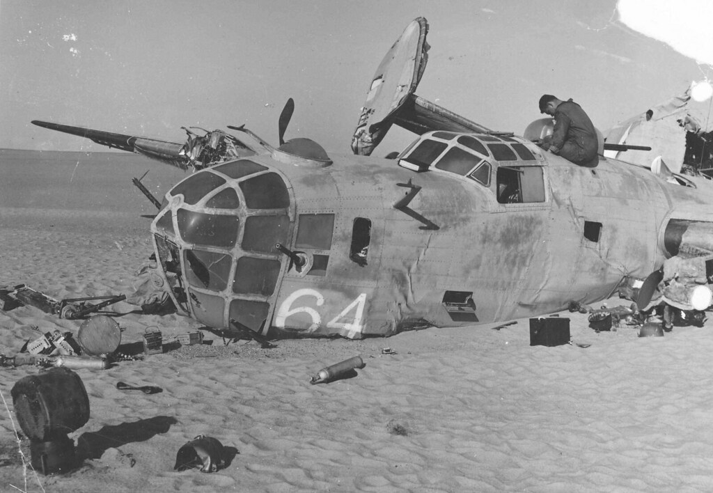 Consolidated B-24D \