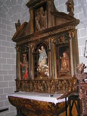 Capilla de la Virgen de La Inmaculada