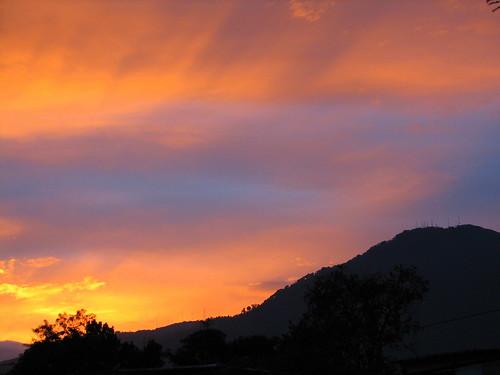 sunset atardecer volcano salvador elsalvador centralamerica sansalvador volca justclouds imagesofelsalvador neoslv elpulgarcitodeamerica worldwidelandscapes