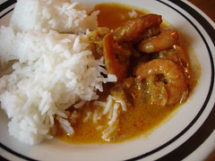 meal, stew, curry, steamed rice, japanese curry, thai food, seafood, food, dish, cuisine, gulai, gumbo,