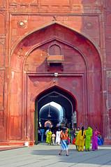 India-0051 - Meena Bazaar