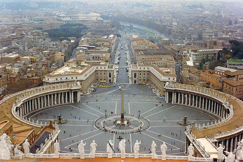 The Vatican - St Peter's Square
