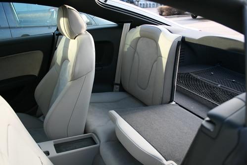 Audi Tt Interior Photos