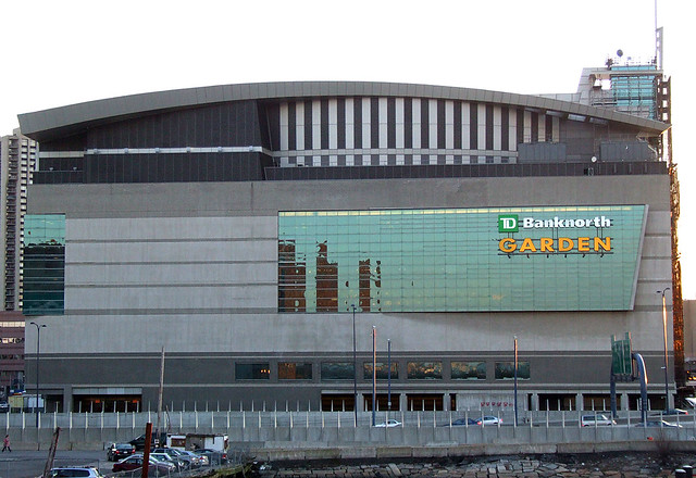 Td Banknorth Garden Boston Flickr Photo Sharing