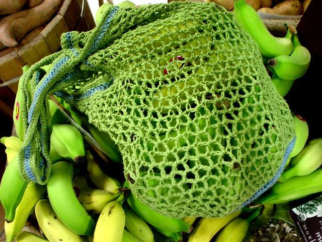 String Market Bag Crochet Pattern Free Easy Crochet Patterns