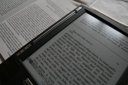 Comparazione con libro /3