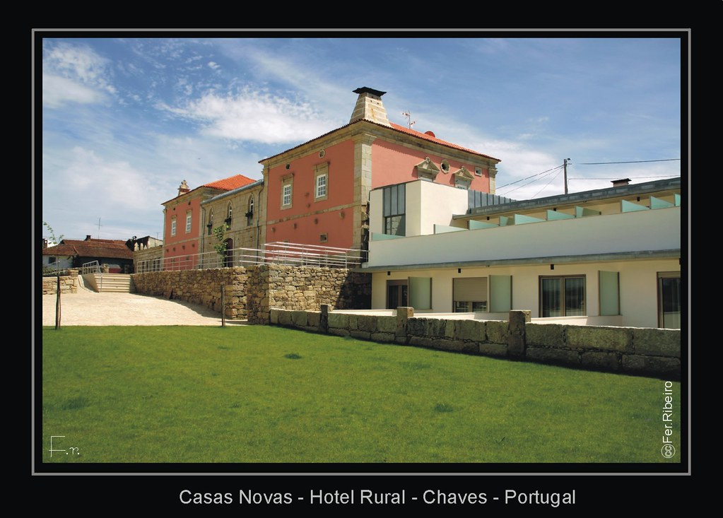 Hotel rural casas novas chaves portugal chaves - Casa rural lisboa ...