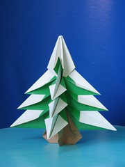 Paper Xmas 6 Photos | Abete - Fir tree | 435
