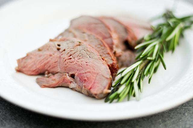 Rotisserie Lamb