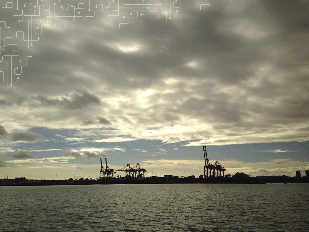 Vista do Seabus, Vancouver
