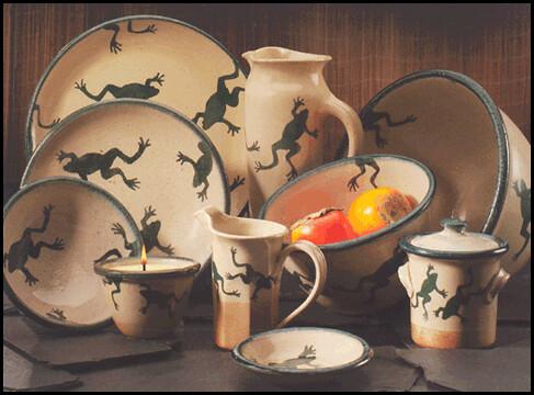 Frog Dinnerware & Frog Dinnerware - a photo on Flickriver