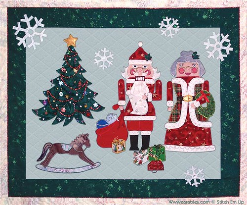 Christmas Quilt Patterns - Christmas Crafts - A to Z Snowman