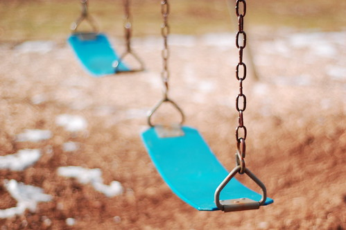 Blue Swings