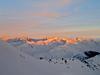 Davos peak mountains by Niels displayed
