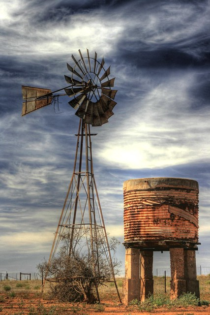 Rustic Windmill Flickr Photo Sharing