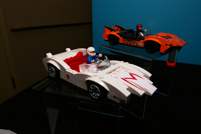 8158 Speed Racer and Snake Oiler - 01