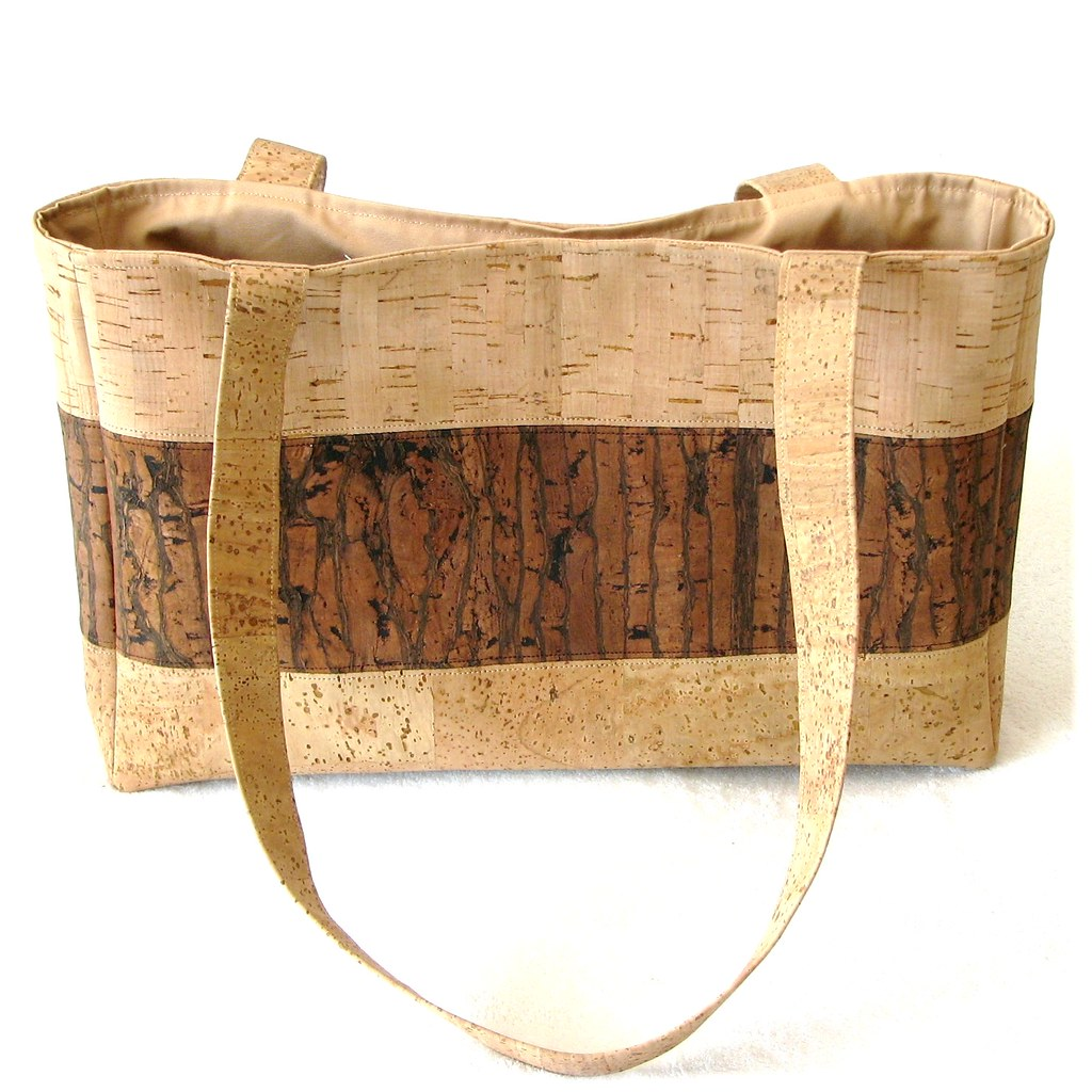 Three Cork Tote