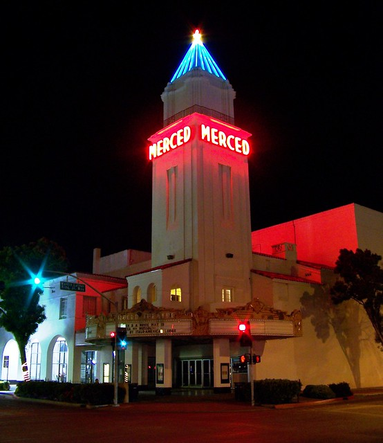 Merced Ca Theater Flickr Photo Sharing