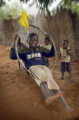 Kids in Zambia