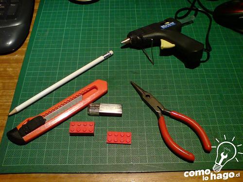Fairyyukiheart pendrive casero - Como camuflar cables ...