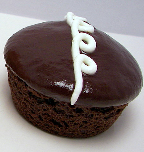 Homemade Chocolate Cupcakes with Cream Filling | Flickr - Photo ...