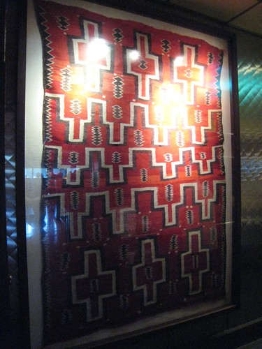 napa, calistoga, rutherford grill, navajo rug IMG_2698