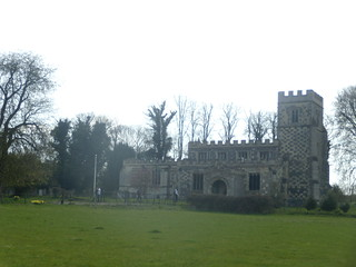St Marys, Drayton Beauchamp