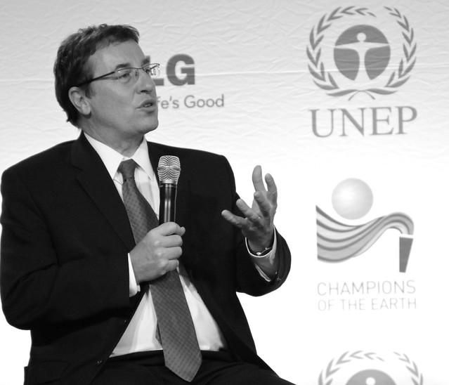 Header of Achim Steiner