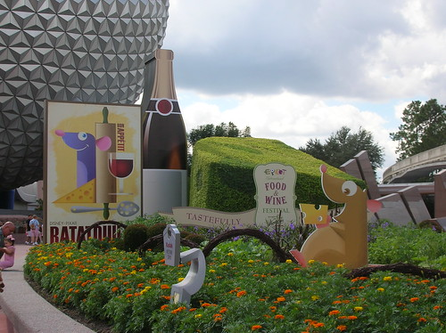 EPCOT - Food and Wine Festival