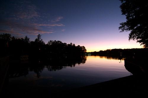 sunset lake color nature beautiful landscape lightsphere tokinaatx124 october2007