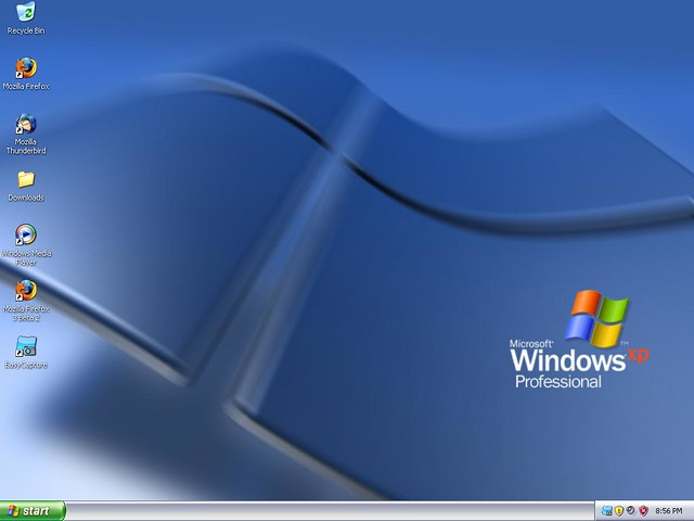 Windows XP Pro Luna Silver