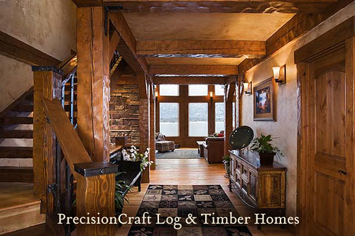 PrecisionCraft Timber Homes | Custom Timber Frame Home Design