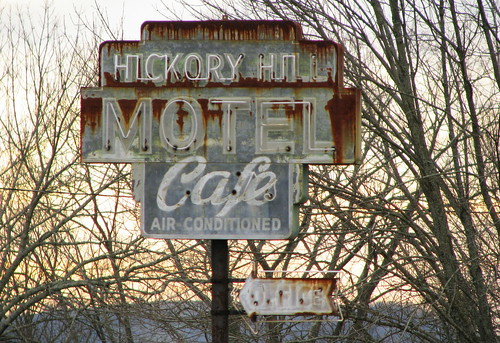 Hickory Hill Motel & Cafe