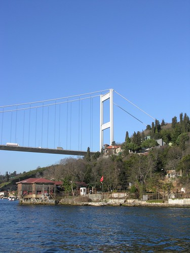 Legöregebb faház (yalı) a Boszporusz partján.