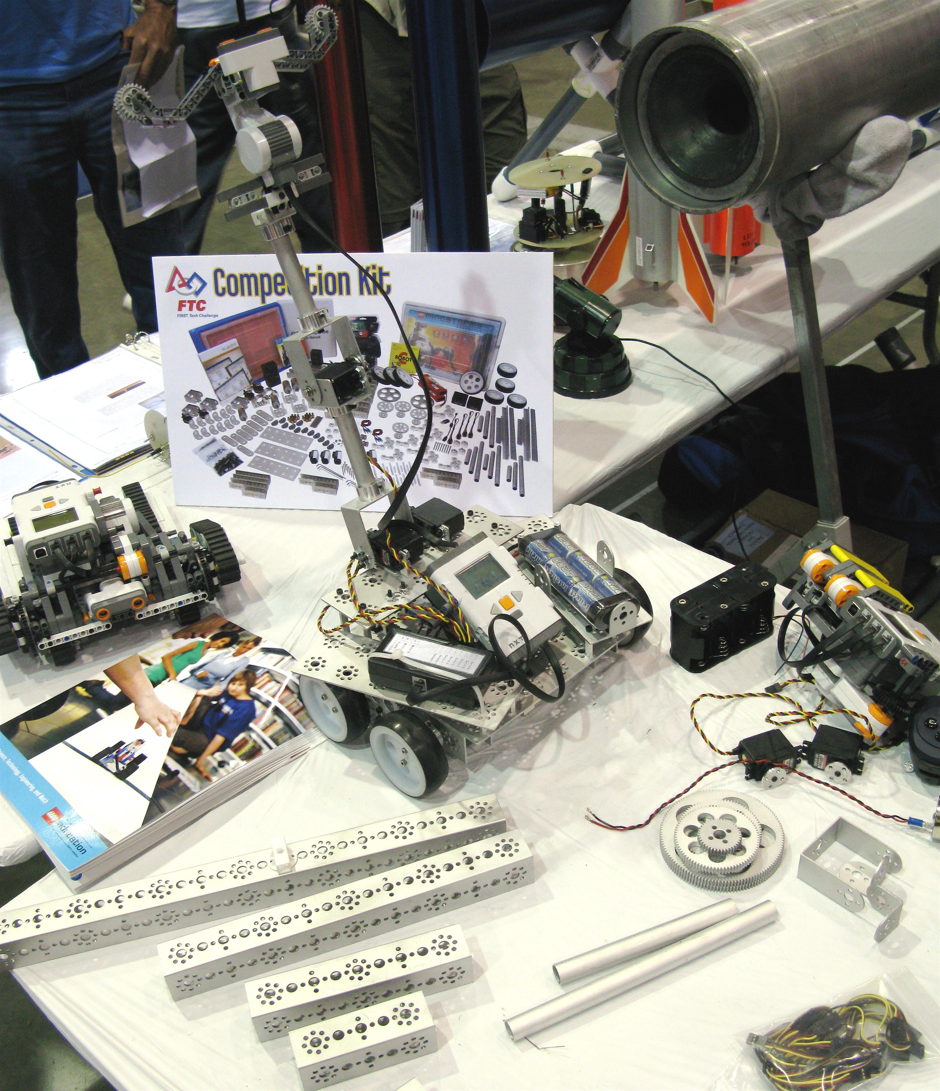 Tetrix A New Lego Robot Format Flickr Photo Sharing Ftc Robotics Wiring Diagram