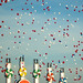 Memorial Day Balloons by Jonathan Lurie