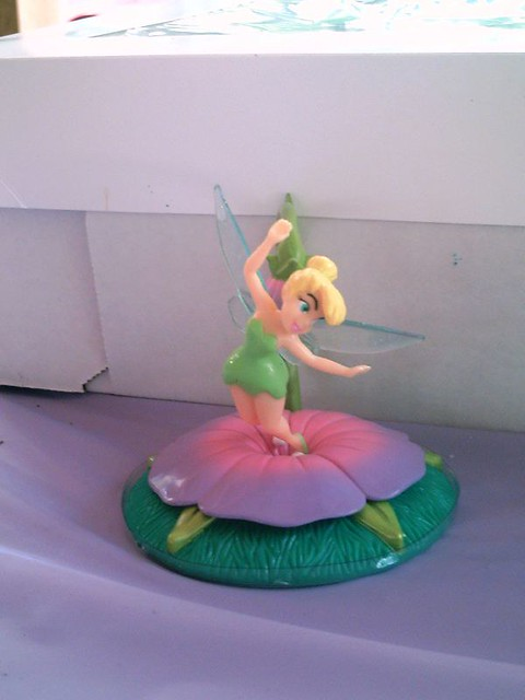 Tinkerbell cake topper | Flickr - Photo Sharing!