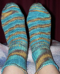 Cedar Creek Socks